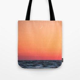 Sandbanks Sunset 1 Tote Bag