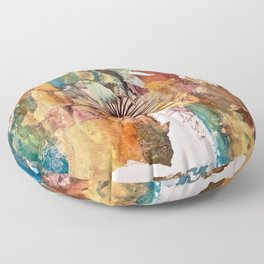 Transformation Floor Pillow