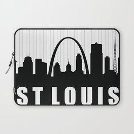 St. Louis Skyline Laptop Sleeve
