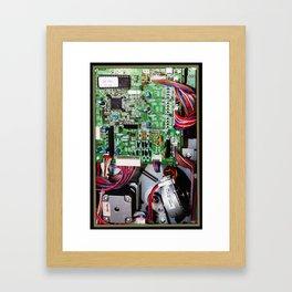 copier Framed Art Print