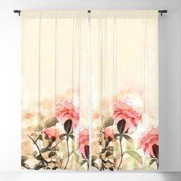 Accept Flowers #floral Blackout Curtain