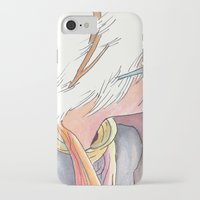 boats iPhone & iPod Cases featuring Boats by Samanthaward