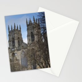 Towers of York Minster Stationery Cards