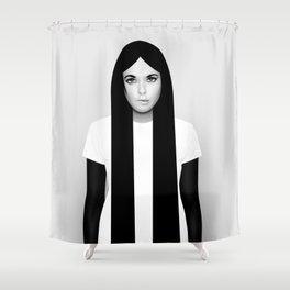 'K' Shower Curtain