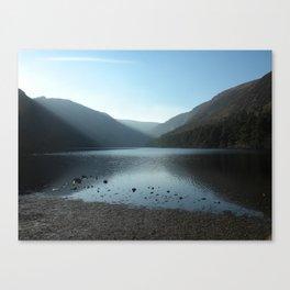 Glendalough Lake Canvas Print