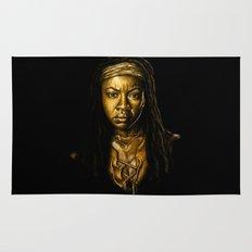 Michonne Golden Rug
