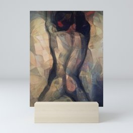 The Male Form Mini Art Print