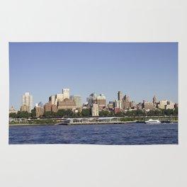 Brooklyn by Boat Rug