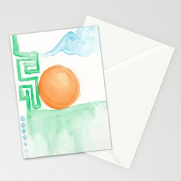 Morning Elementals Stationery Cards