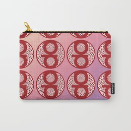 "AUTHOR'S PROJECT ""DA"" by Victoria Deregus Carry-All Pouch"