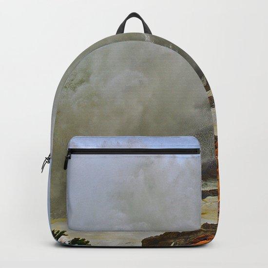 Super Wave Backpack