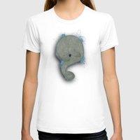 manatee T-shirts featuring Manatee by Acrosanti