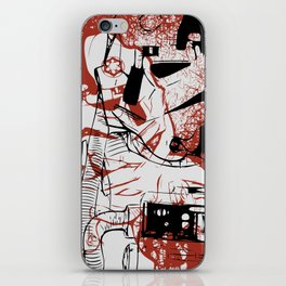 AT-AT Driver and Navigator iPhone Skin