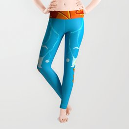 Biomechanical Interchange Leggings