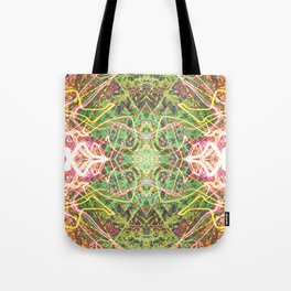 Faerie Fire Tracers Tote Bag
