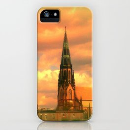 The Steeple iPhone Case