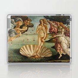 Birth Of Venus Sandro Botticelli Nascita di Venere Laptop & iPad Skin