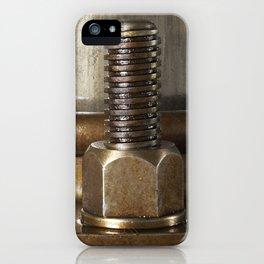 Screw yoo iPhone Case