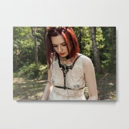 Fetish Princess Metal Print