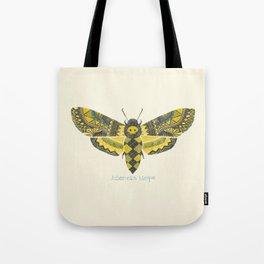 """""""Acherontia atropos"""" Moth Tote Bag"""