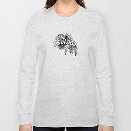 Ecuador planta Long Sleeve T-shirt