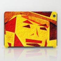 clint barton iPad Cases featuring Clint by Triplea