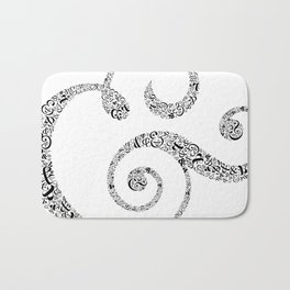The Ampersand of Ampersands Bath Mat