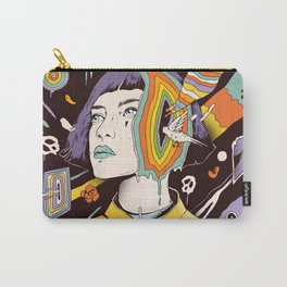 The Overthinker Carry-All Pouch