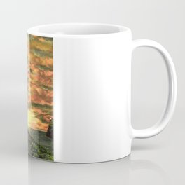 Essex House Lighthouse by Ave Hurley  Coffee Mug