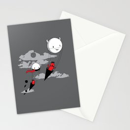 Acute Invasion Stationery Cards