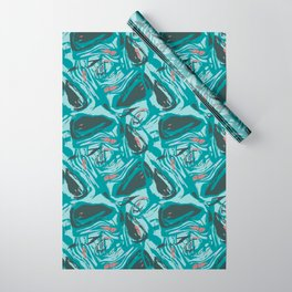 Beautiful Earth - Texture Wrapping Paper