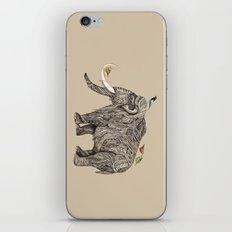 TUSK iPhone & iPod Skin