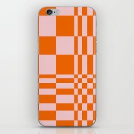 Abstraction_ILLUSION_01 iPhone Skin