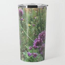 Flower garden #2 Travel Mug