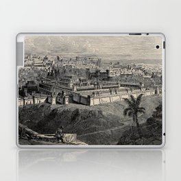 The great controversy between Christ and Satan 1888 Laptop & iPad Skin