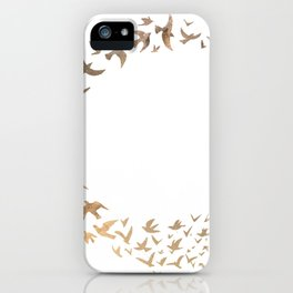 Starbirds iPhone Case