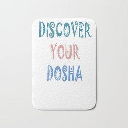 Discover Your Dosha Bath Mat