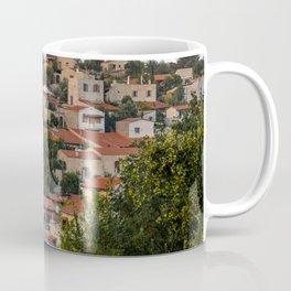 Nightfall on Lafou (Cyprus) Coffee Mug