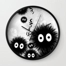 Makuro Kuro Wall Clock