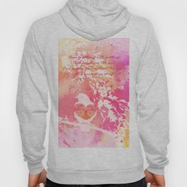 Hope is a Thing With Feathers Hoody