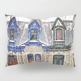 The Enchanting Winter Pillow Sham