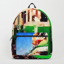 San Francisco F Line Trolly Backpack