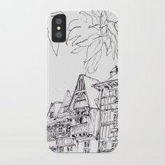 a few timber frames Slim Case iPhone X