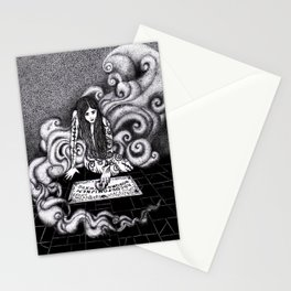 Beauty and the Board / Beauty and the Beast Stationery Cards
