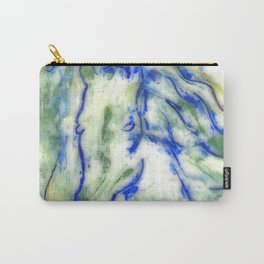 Encaustic Horse Carry-All Pouch