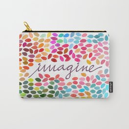 Imagine [Collaboration with Garima Dhawan] Carry-All Pouch