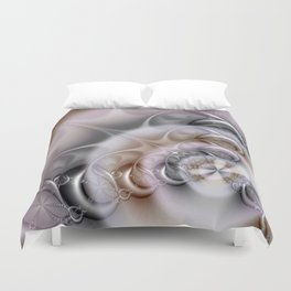 chains -6- Duvet Cover