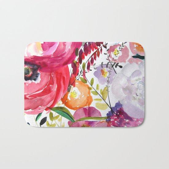 Bloom Bath Mat