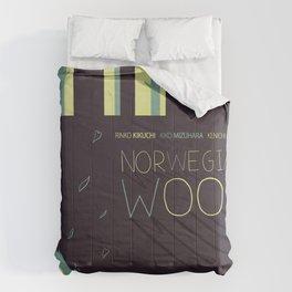 Norwegian Wood Comforters