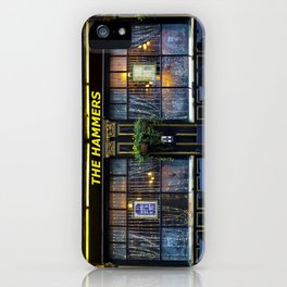 The  Hammers iPhone Case